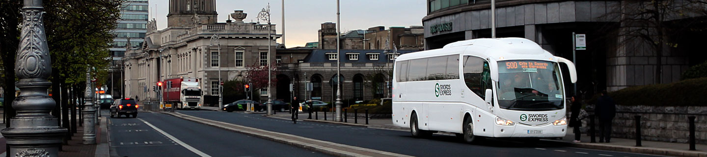 Travel in comfort on our deluxe coaches